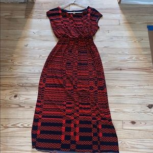 Long dress size 6